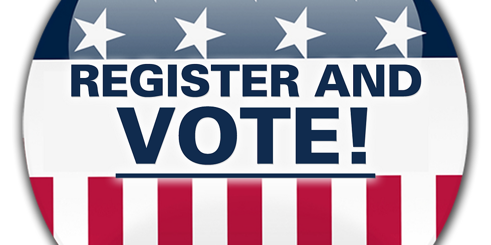 Cannabis Consumers Coalition's Freedom First! Voter Registration Drive