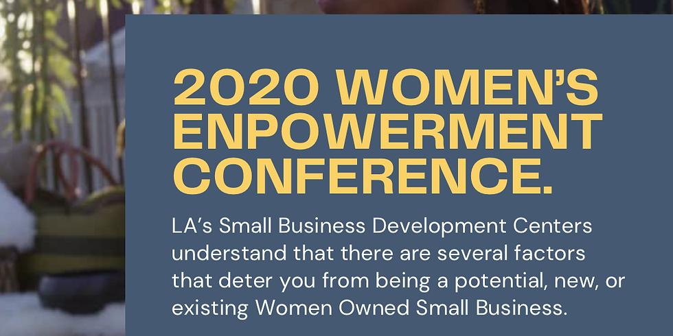 2020 Women's Enpowerment Conference