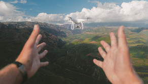 What should I consider when hiring a drone operator?