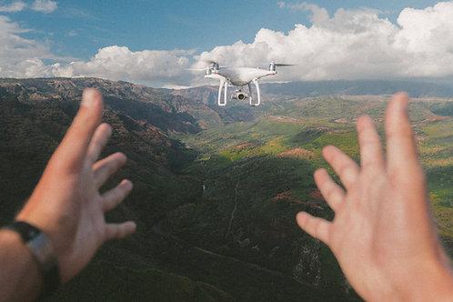 Drone foto's
