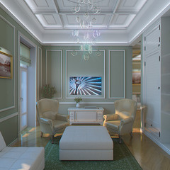 3d interior rendering service