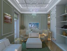 3D Interior Rendering Portfolio