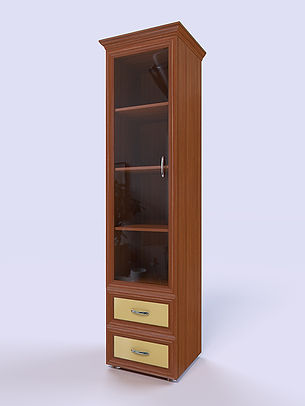 3D Rendering for the children's cabinet