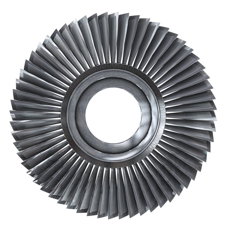 3D Product Rendering for the power plant turbine