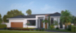 3D architectural rendering for the3d architectural rendering of the house in Florida