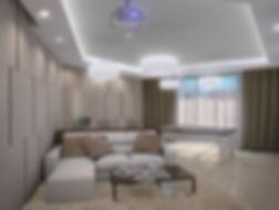 3d interior rendering sample