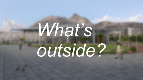 What's outside