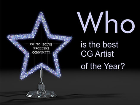 Year Prize for CG to Solve Problems Comm