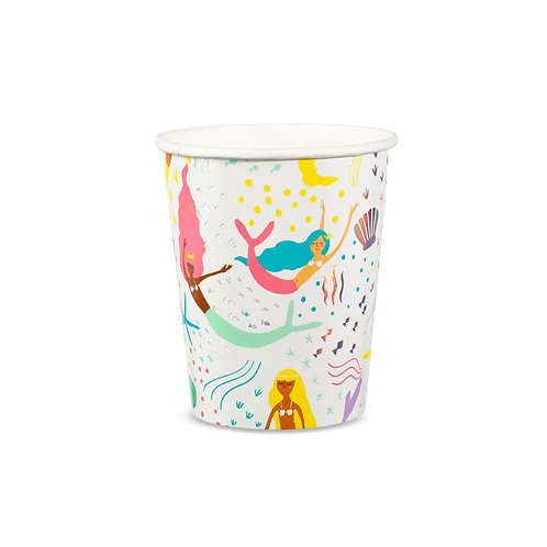 Under the Sea Cups (Pack of 8)