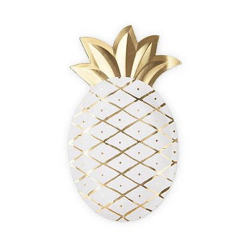 Pineapple Crush Appetizer Plate