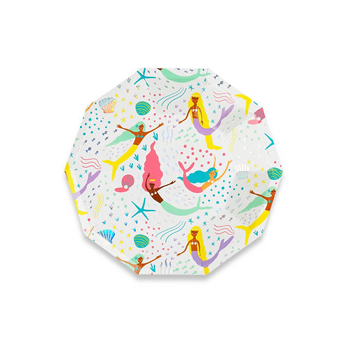 Under the Sea Small Plates (Pack of 8)