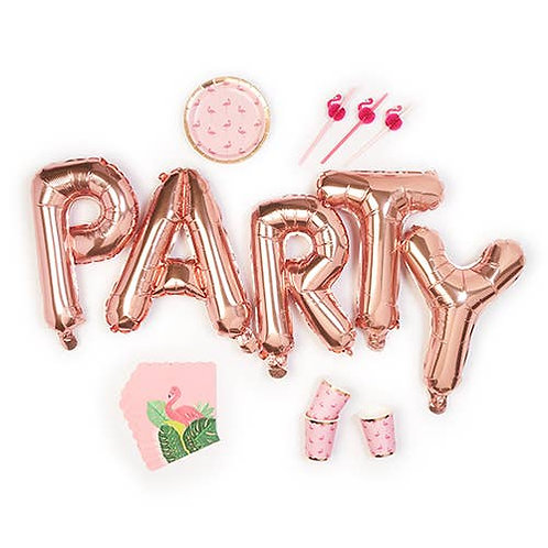 Flamingle Essentials Party In A Box by Cakewalk