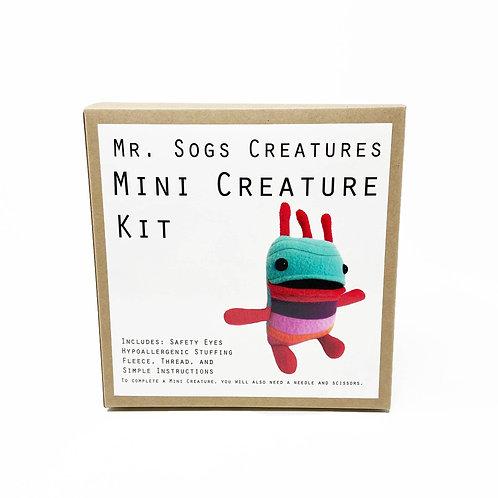 Mini Creature DIY Sewing Kit