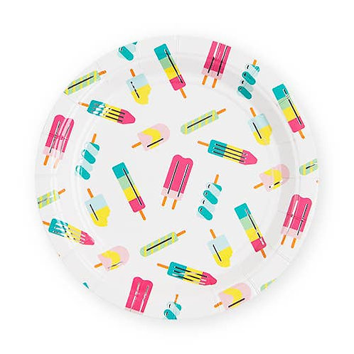 Ice Lolly Appetizer Plate
