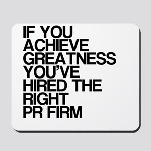 What Expectations Should You Have of Your PR Firm ... and them of YOU!