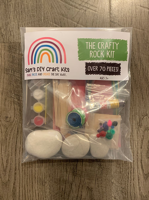 The Crafty Rock Kit