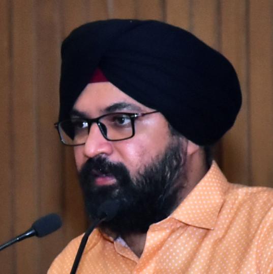 Dr Gagan Malhotra