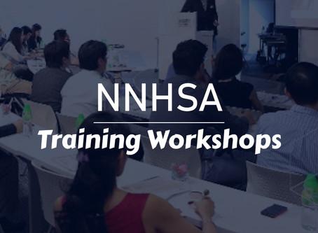 NNHSA TRAINING WORKSHOP