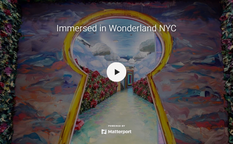 Immersed in Wondrland NYC