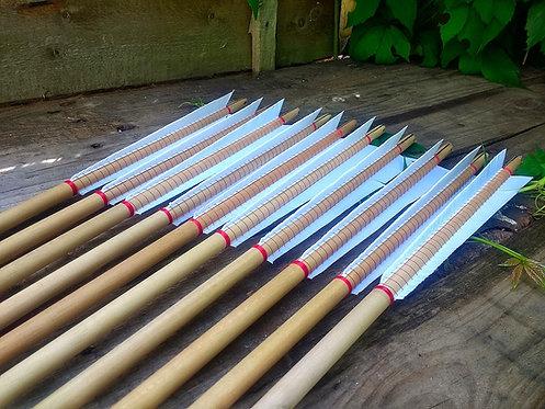 Deluxe Warbow Arrows