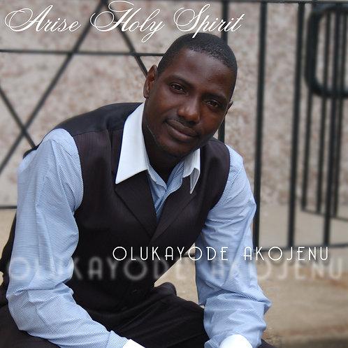 Arise Holy Spirit CD