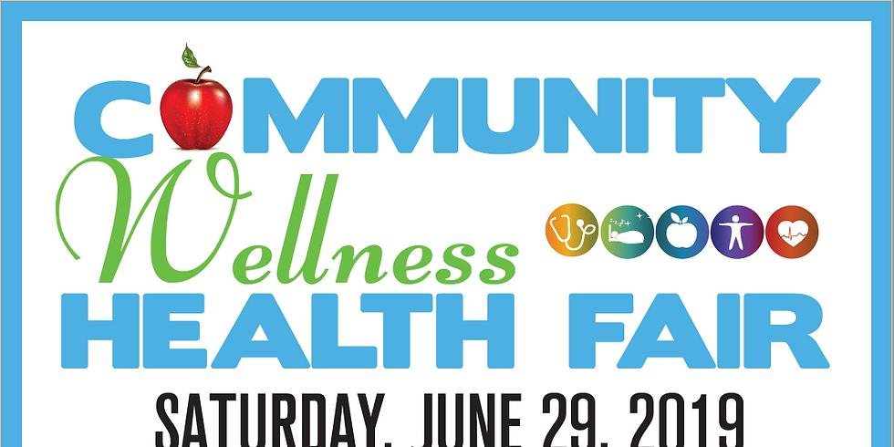 Community Wellness Health Fair