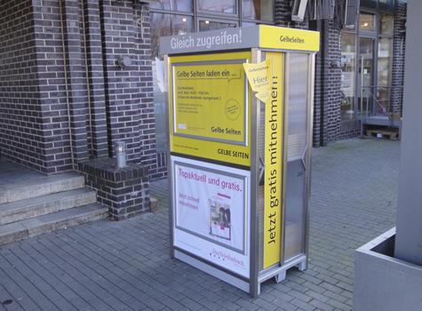 Umsetzung Ausgabebox