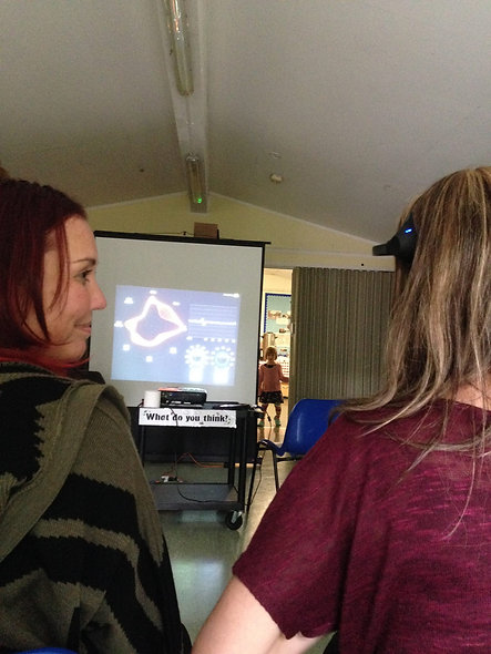 Brainwave technology session
