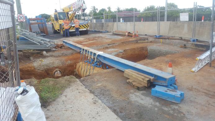 Moreton Bay Gas Remedial