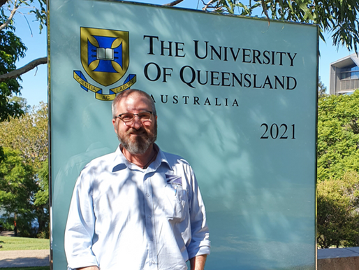 Barry Land Guest Lecture at University of Queensland