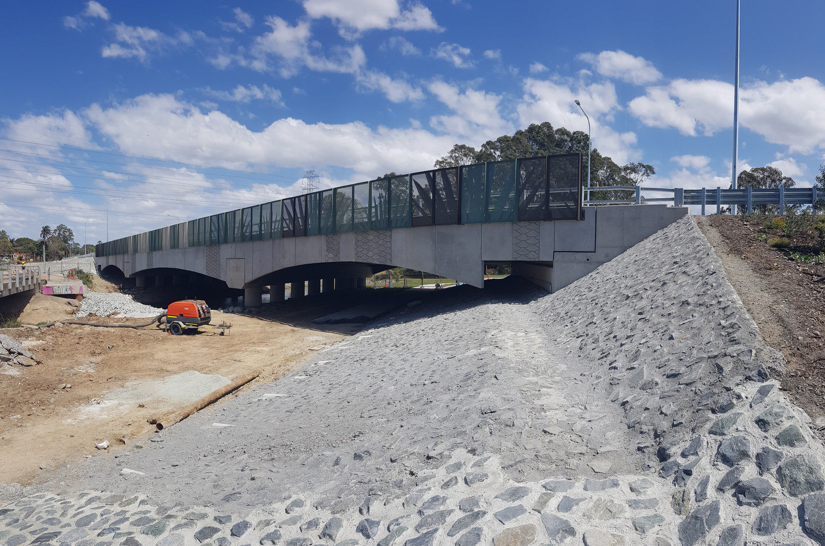 Telegraph Road Upgrade