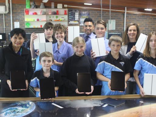 CGC Promoting STEM in Local Schools