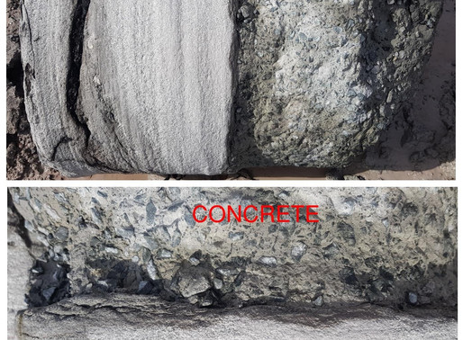 Pile Toe Concrete Interface