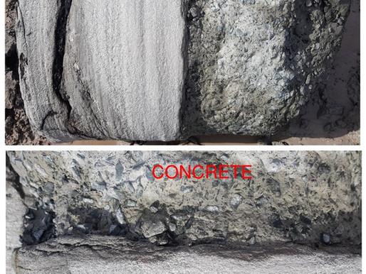 Pile Toe Concrete Interface