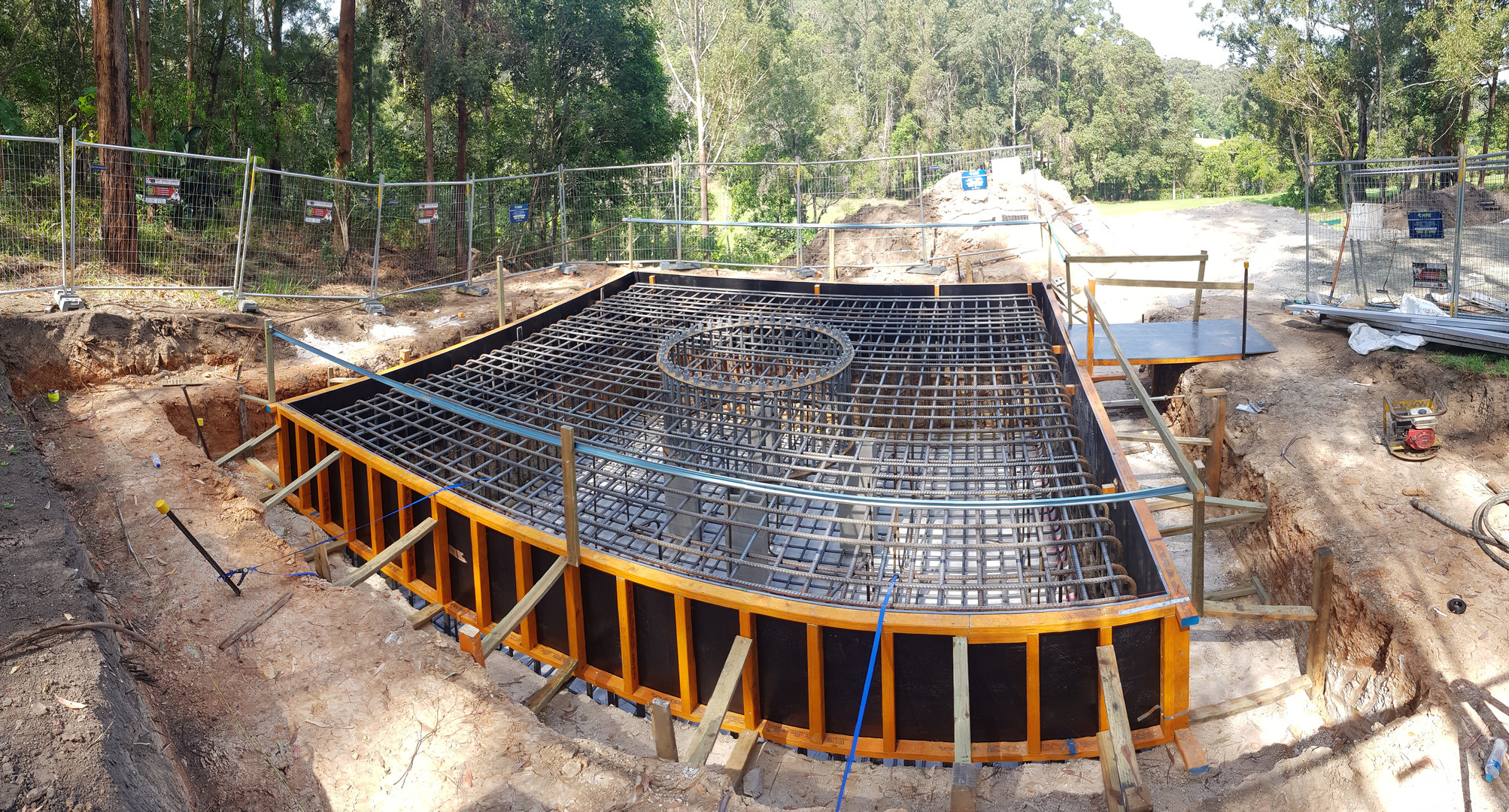 NBN Tower Construction