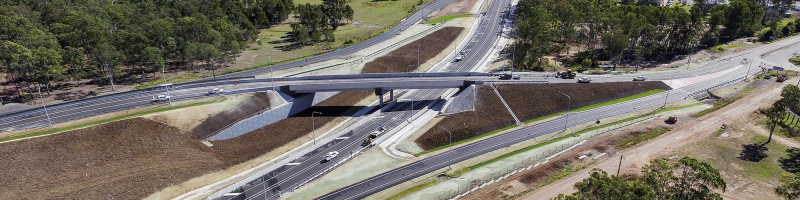 Bruce Highway - Tinana Interchange