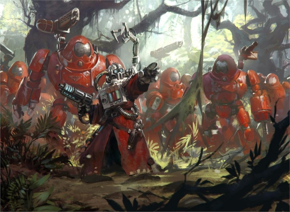 The Mechanicus