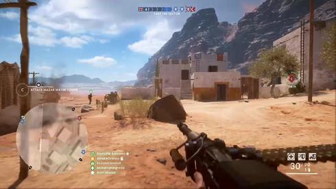 Battlefield 1 combat mechanics
