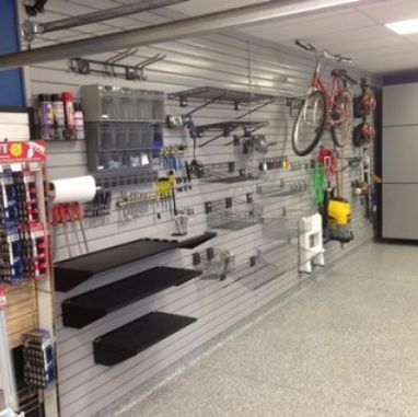Handiwall and a Variety of Hangers and Add-Ons