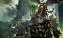 DeathGuard Chaos Legion