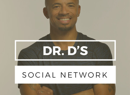 My Guest Appearance on Dr. D's Social Network Podcast