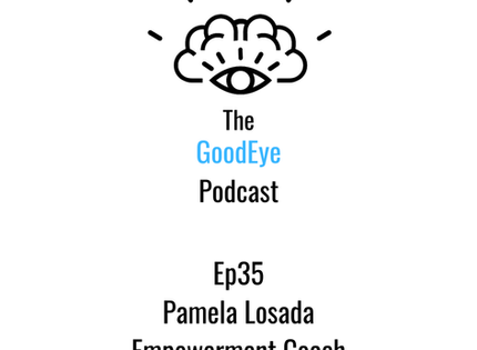 My Guest Appearance on The Good Eye Podcast