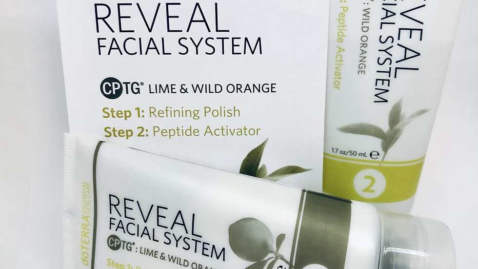 DoTerra Reveal Facial System