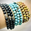 Thumbnail: Wrap Bracelet- Light Jasper