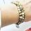 Thumbnail: Wrap Bracelet- Natural Stone