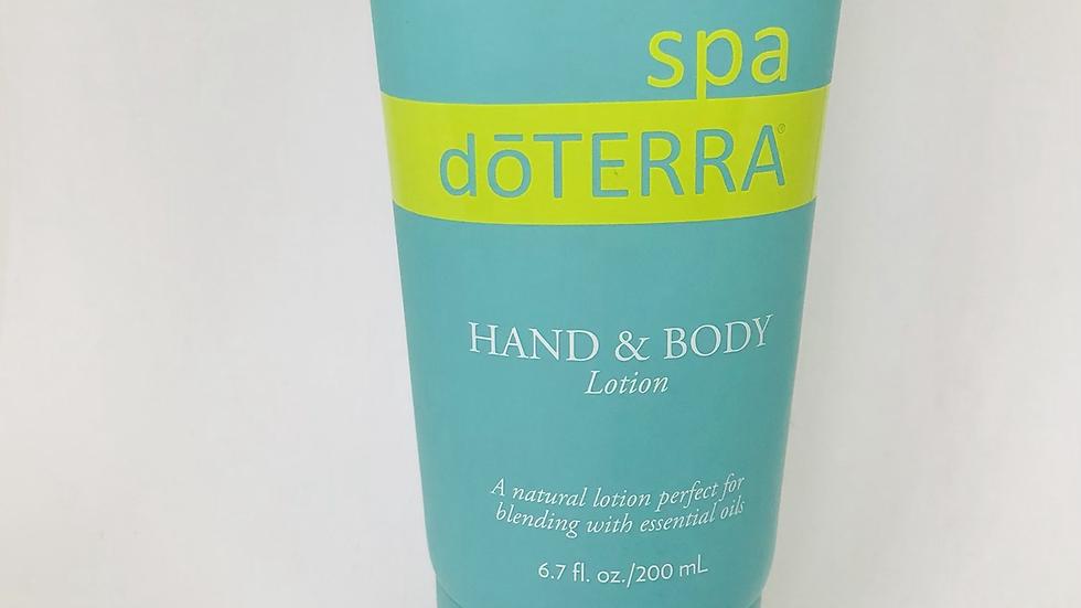 DoTerra Spa - Hand & Body Lotion