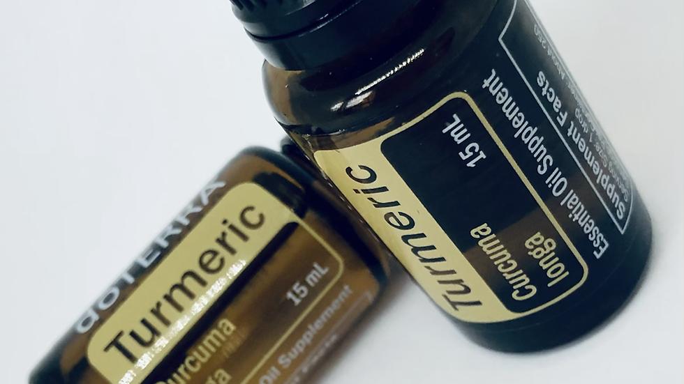 DoTerra- Turmeric Essential Oil (curcuma longa)