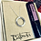 """Thumbnail: Harmony Circle Necklace (with """"InTune"""" DoTerra essential oil roller)"""