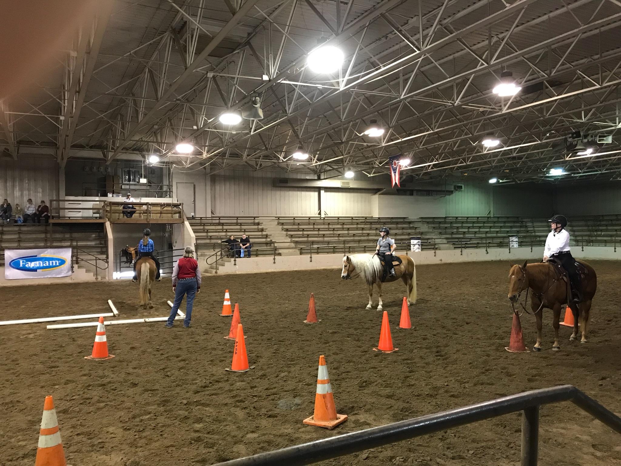 Equine Affair 2018, Columbus, Ohio