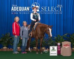 Andrea James Select World 2016